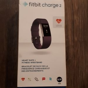 Fitbit Charge 2 Size S Brand New in Box
